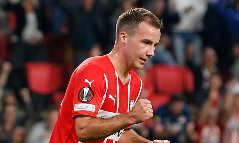 Afbeelding: Update: Uitblinkende Götze verkozen tot Europa League-Speler van de Week