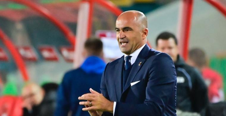 ESPN: 'Roberto Martinez als mogelijke opvolger van Koeman bij FC Barcelona'