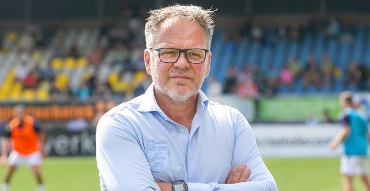 'Wij kunnen het tegen Ajax nooit fout doen, niemand verwacht iets van ons'