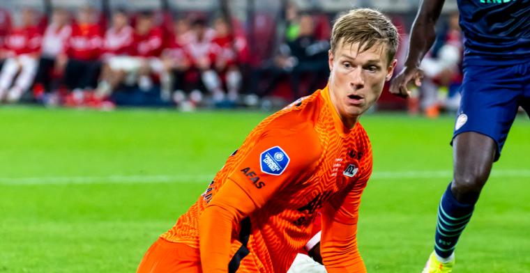 Randers-trainer dankt Deense AZ-keeper: 'Hij vertelde dat we het zo moesten doen'
