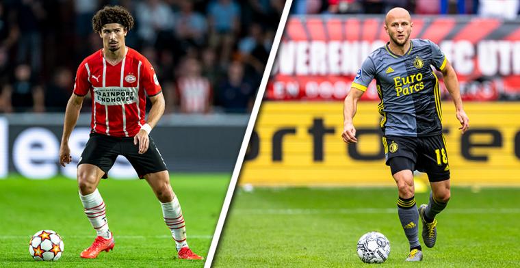 'Meer vertrouwen in Ramalho dan in Trauner, maar ik schat PSV ook hoger in'