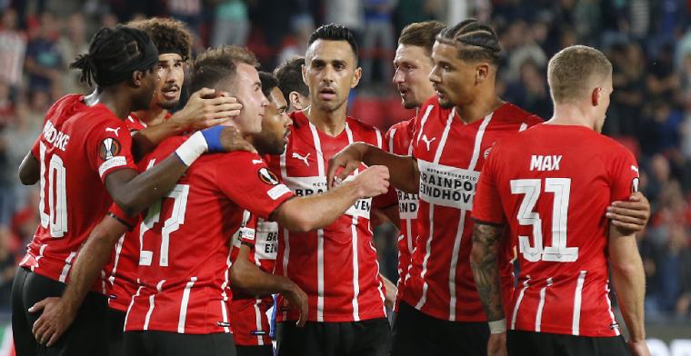 Uitblinkers PSV maken indruk in Spanje: 'Real Sociedad was aan het lijden'