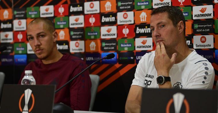 """Messoudi geeft Antwerp raad: """"Priske kan best niet al te veel roteren"""""""