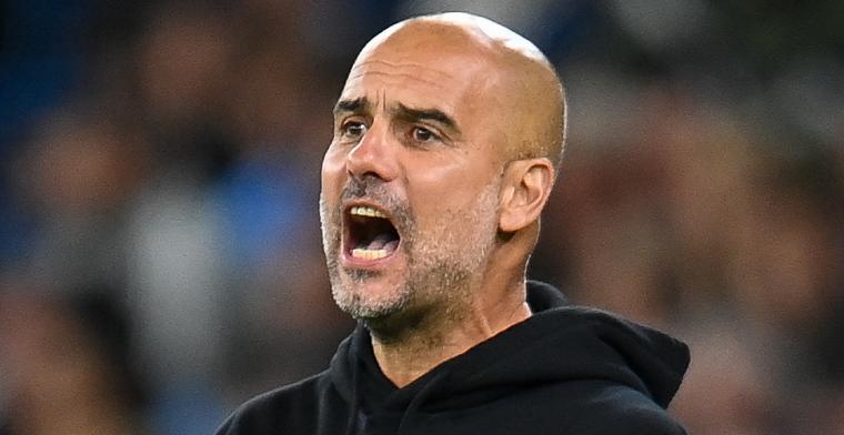 Fans Manchester City boos op Guardiola: 'Hij begrijpt niet waar hij over praat'