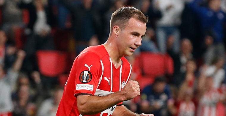 Update: Uitblinkende Götze verkozen tot Europa League-Speler van de Week