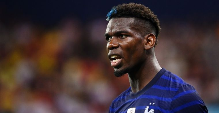 Raiola flirt met Juventus: 'Paul houdt nog steeds van Turijn'