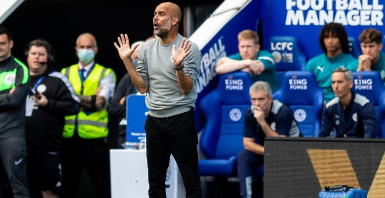 Guardiola biedt geen excuses aan voor stadion-uitspraak: 'Dan kom je niet'