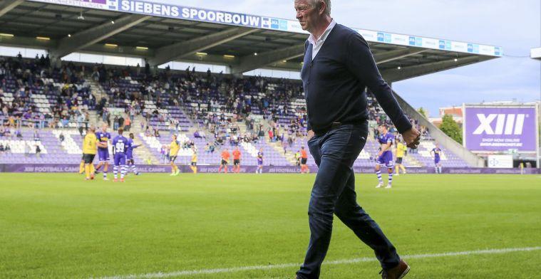 'Bölöni (ex-Antwerp) en Storck bieden zich aan bij Beerschot na ontslag Maes'