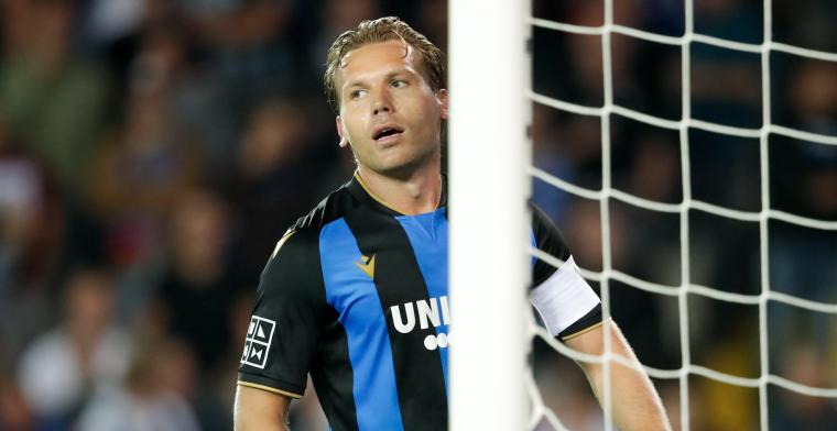 Clement (Club Brugge) moet Vormer en Mbamba missen tegen Sporting Charleroi