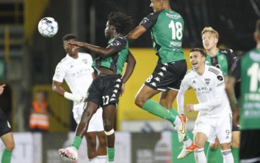 """Afbeelding: Cercle Brugge verliest in slotfase van KAS Eupen: """"Dit is bijzonder frustrerend"""""""