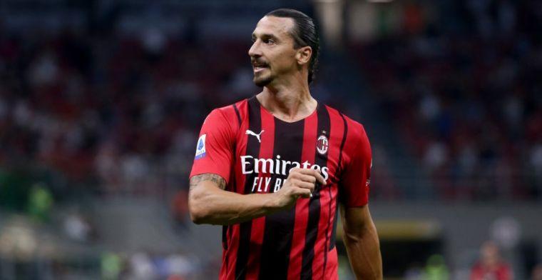 'AC Milan mist Zlatan, blessure van Zweed ernstiger dan verwacht'