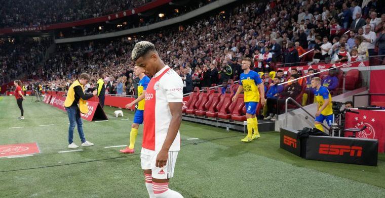 Ten Hag verklaart Ajax-wijzigingen: 'Anderen zijn dan niet meer gemotiveerd'