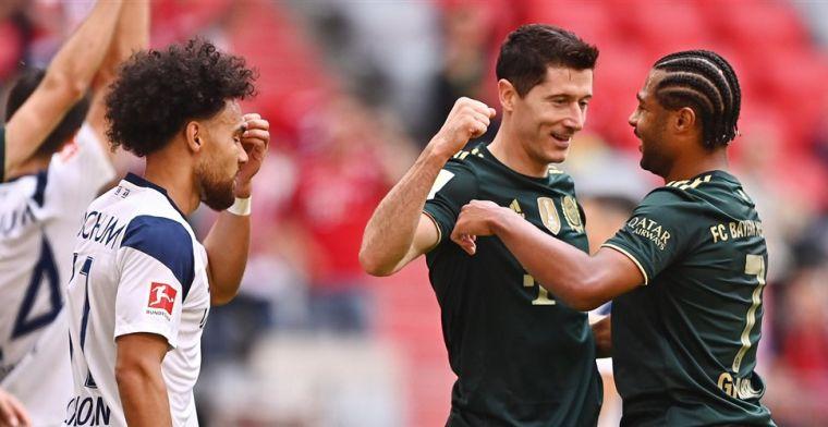 Bayern haalt ongenadig uit in Bundesliga-speeltuin, schril contrast met Mainz