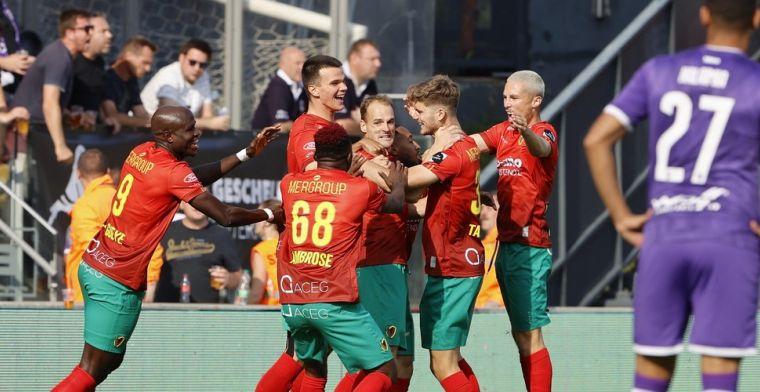 Beerschot begint seizoen met 1(!) op 24 en verliest ook tegen KV Oostende