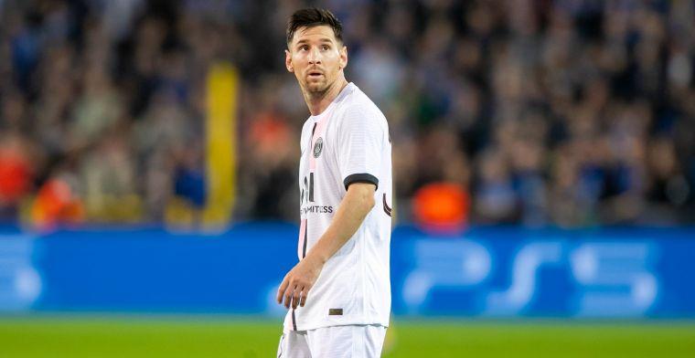 L'Équipe weet 'XXL-salaris' Messi: PSG stort bizar bedrag op rekening Argentijn