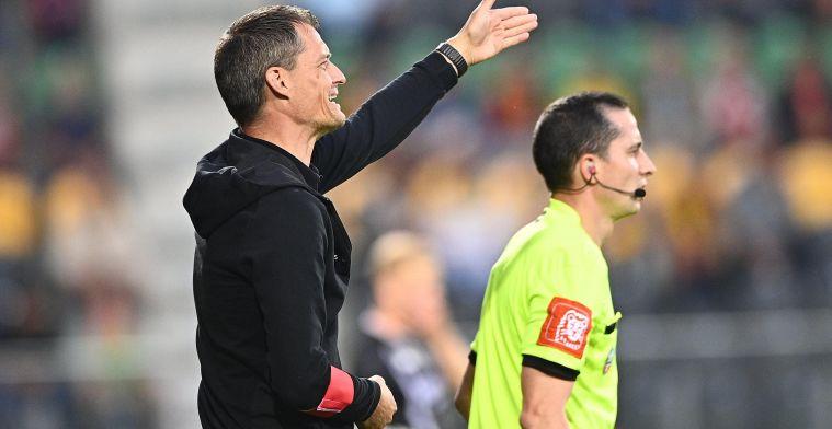 Live-discussie: Oostende wil Beerschot met interim-coach nog wat dieper duwen