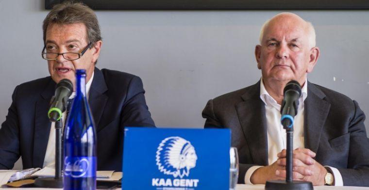 Sponsor vdk bank: 'KAA Gent wordt niet verkocht, het is geen koopwaar'