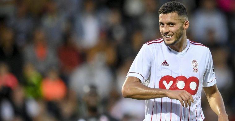 Amallah spaart de lof niet voor Anderlecht: Eén van de beste ploegen in België