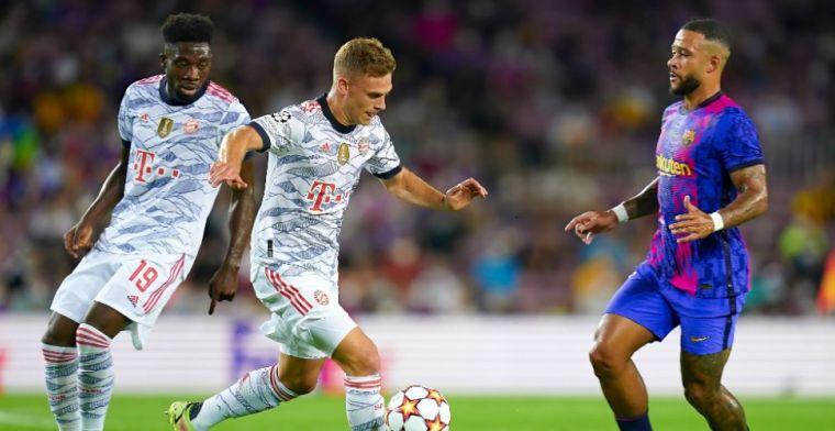Memphis kritisch na eerste Barça-periode: 'Heb mijn beste niveau nog niet bereikt'