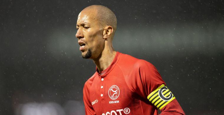'Leek me fantastisch om nog in Eredivisie te spelen, hield er geen rekening mee'
