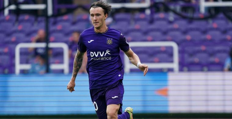 Olsson over eerste maand bij Anderlecht: Ik ben nog niet op mijn best