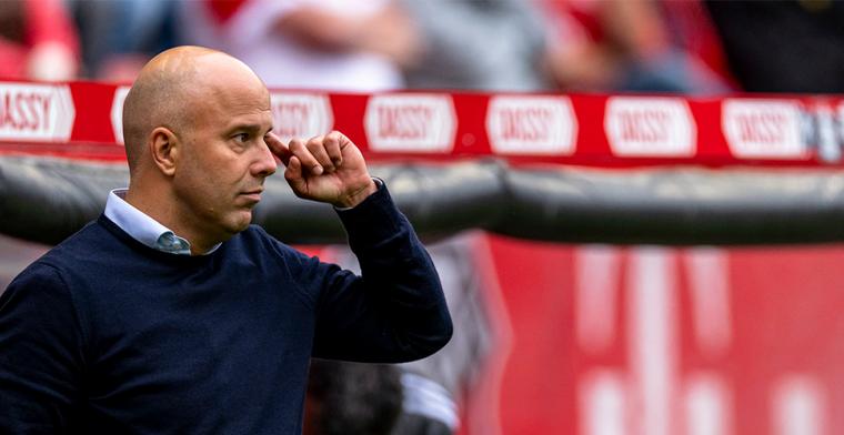 Slot wil speelstijl aanpassen aan PSV: 'Wij zijn niet naïef en zakken ook in'