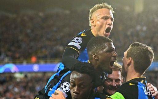 'Europese topclubs strijden om de komst van Lang (Club Brugge)'