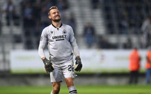 Afbeelding: Mignolet maakt grote indruk bij Club Brugge: 'Hij leek drie meter groot'