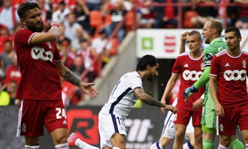 Afbeelding: Anderlecht pakt de drie punten na nerveus duel tegen negenkoppig Standard