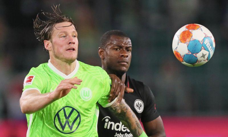 Afbeelding: Van Bommel verliest koppositie met Wolfsburg na hoofdrollen Weghorst en Lammers