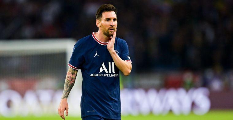 PSG wint met boze Messi in blessuretijd, Saelemaekers pakt punt tegen Juve