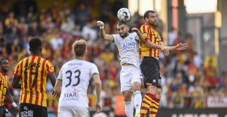Van Damme is helemaal terug bij KV Mechelen: Geen rancune tegenover de club