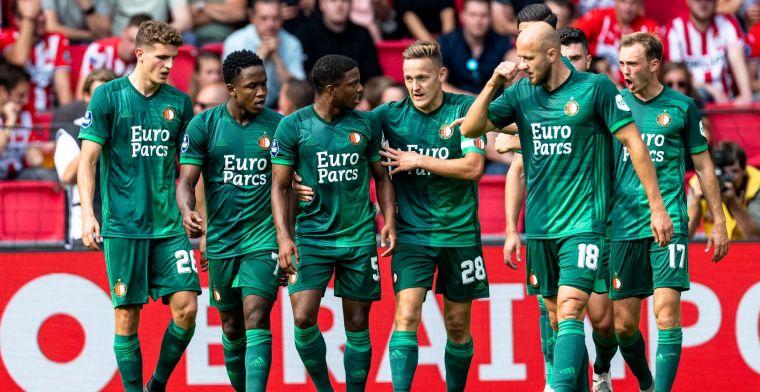 Feyenoord-assist oogst applaus van Perez en Been: 'Als je dit ziet, fantastisch'