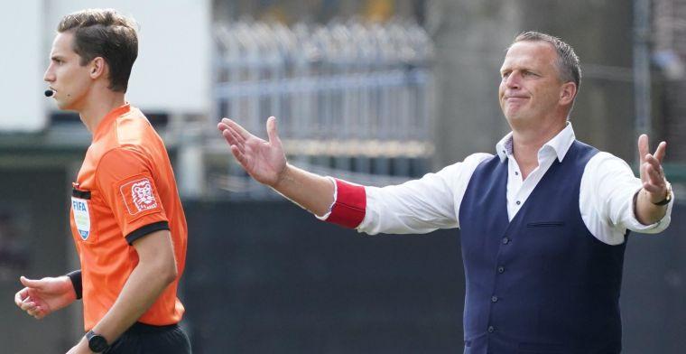"""Van den Brom glundert na zege tegen STVV: """"Genk heeft dik verdiend gewonnen"""""""