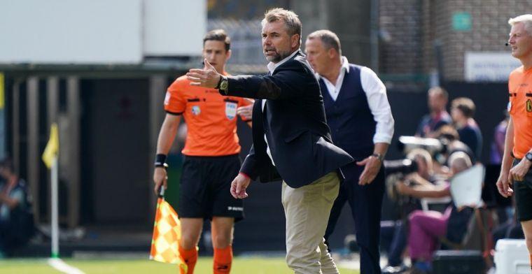 STVV likt de wonden na verlies tegen KRC Genk: 'Konden de derby afmaken'