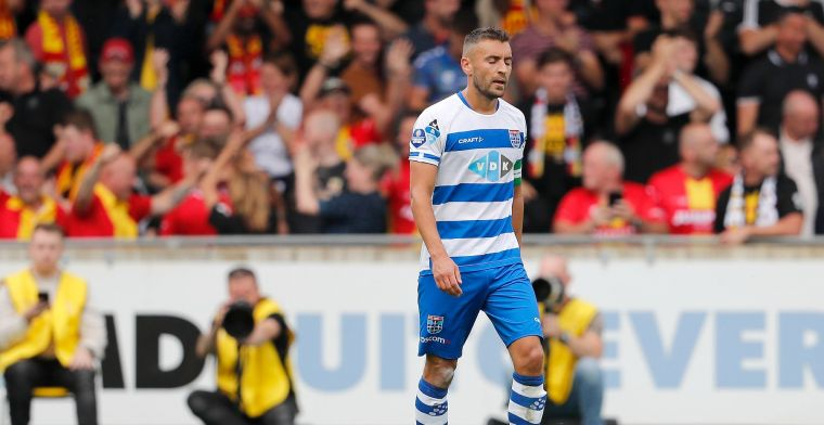PEC Zwolle vestigt negatief Eredivisie-record: Ik snap er helemaal niks van