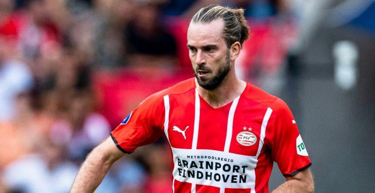 Verbazing na Schmidt-ingreep bij PSV: 'Was niet vermoeid en speel niet elke week'