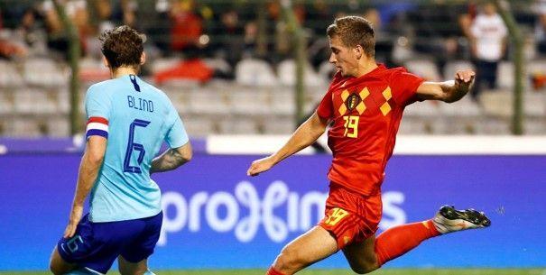 'Martinez ziet middenvelder uitvallen voor de Rode Duivels'