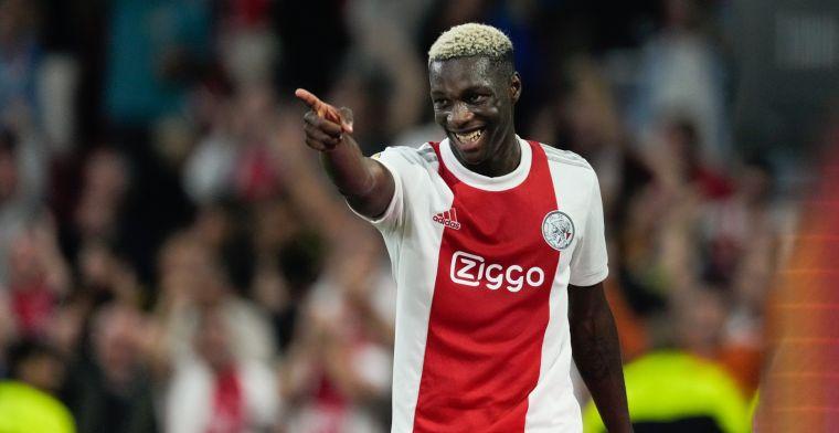 'Ik ben nieuw bij Ajax, maar heb al laten zien dat ik kan renderen in dit team'