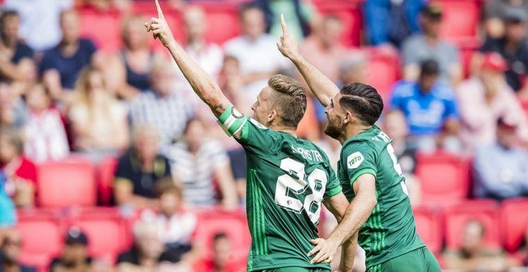 LIVE: PSV volledig te kijk gezet, Feyenoord wint met 0-4 (gesloten)