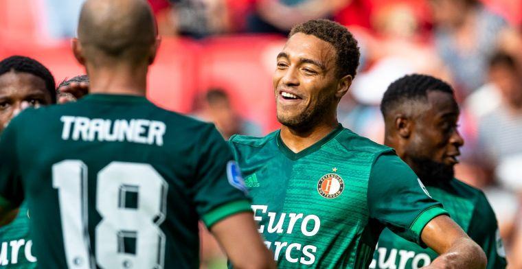 Dessers treitert PSV-aanhang na late Feyenoord-goal: 'Shirtje ruikt naar bier'