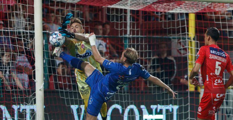 Gent kan opnieuw niet winnen buitenhuis, KV Kortrijk pakt de volle buit