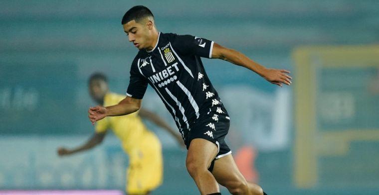 Charleroi-aanvaller Zaroury is duidelijk: Hebben Club Brugge gedomineerd