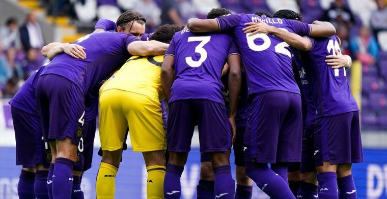 'Anderlecht heeft geen strijders meer, een ploeg zonder echte vedettes'