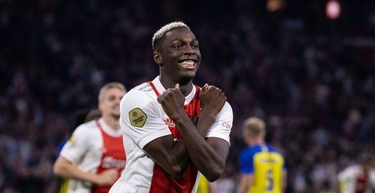 Ten Hag vol lof over Ajax-aanwinst Daramy: 'Dat inzicht vind ik heel knap'