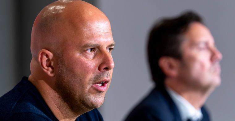 Slot tegen Schmidt: Feyenoord leert PSV onaangename les