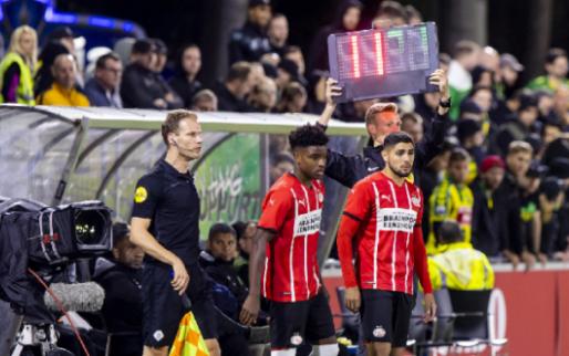 Afbeelding: Romero is na 361 dagen terug bij PSV: