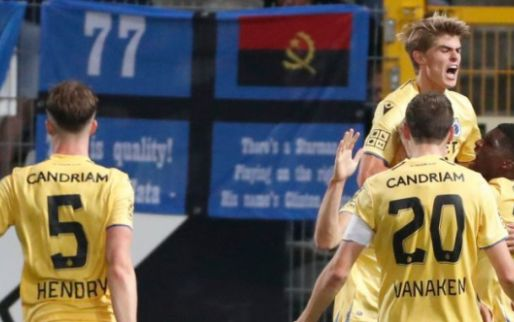 Transfernieuws Sporting   Charleroi