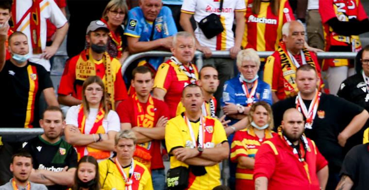 Lens gestraft voor chaos op het veld: ook Lille gaat niet vrijuit