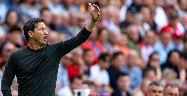 Weer harde kritiek op PSV-coach Schmidt: 'Moet nummer Slot misschien vragen'